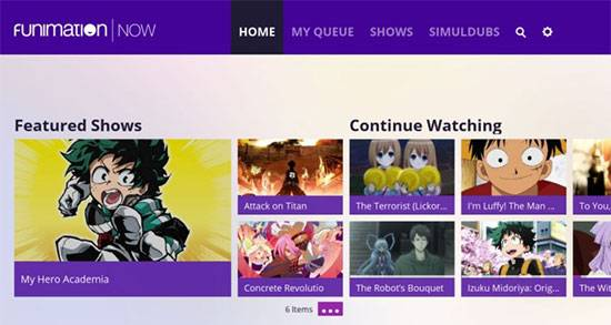 streaming d'anime gratuits